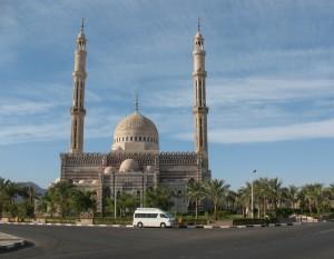 Egipt-Sharm-mosque